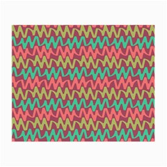 Abstract Seamless Abstract Background Pattern Small Glasses Cloth (2 Side)