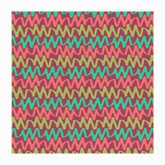 Abstract Seamless Abstract Background Pattern Medium Glasses Cloth (2 Side)