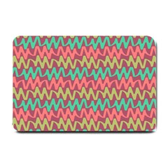 Abstract Seamless Abstract Background Pattern Small Doormat