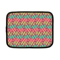 Abstract Seamless Abstract Background Pattern Netbook Case (small)