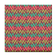 Abstract Seamless Abstract Background Pattern Face Towel
