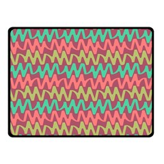 Abstract Seamless Abstract Background Pattern Fleece Blanket (small)