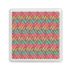 Abstract Seamless Abstract Background Pattern Memory Card Reader (square)