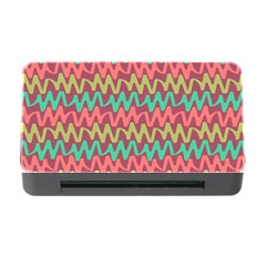 Abstract Seamless Abstract Background Pattern Memory Card Reader with CF