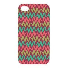 Abstract Seamless Abstract Background Pattern Apple iPhone 4/4S Premium Hardshell Case