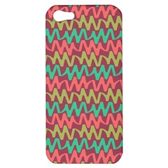 Abstract Seamless Abstract Background Pattern Apple iPhone 5 Hardshell Case