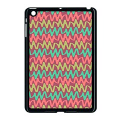 Abstract Seamless Abstract Background Pattern Apple iPad Mini Case (Black)
