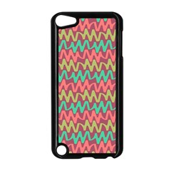 Abstract Seamless Abstract Background Pattern Apple iPod Touch 5 Case (Black)