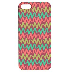 Abstract Seamless Abstract Background Pattern Apple Iphone 5 Hardshell Case With Stand