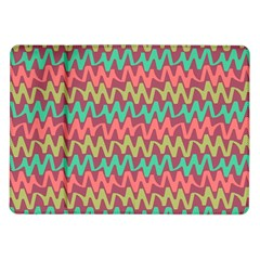 Abstract Seamless Abstract Background Pattern Samsung Galaxy Tab 10.1  P7500 Flip Case