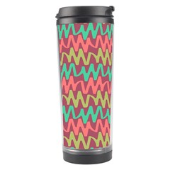 Abstract Seamless Abstract Background Pattern Travel Tumbler
