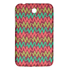 Abstract Seamless Abstract Background Pattern Samsung Galaxy Tab 3 (7 ) P3200 Hardshell Case