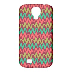 Abstract Seamless Abstract Background Pattern Samsung Galaxy S4 Classic Hardshell Case (PC+Silicone)