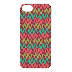 Abstract Seamless Abstract Background Pattern Apple iPhone 5S/ SE Hardshell Case