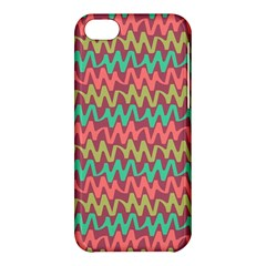 Abstract Seamless Abstract Background Pattern Apple iPhone 5C Hardshell Case