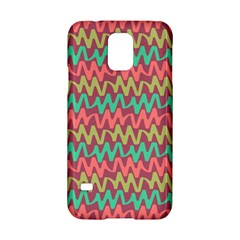 Abstract Seamless Abstract Background Pattern Samsung Galaxy S5 Hardshell Case