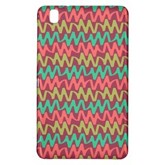 Abstract Seamless Abstract Background Pattern Samsung Galaxy Tab Pro 8.4 Hardshell Case