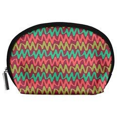 Abstract Seamless Abstract Background Pattern Accessory Pouches (large)