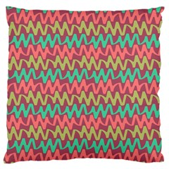 Abstract Seamless Abstract Background Pattern Standard Flano Cushion Case (Two Sides)