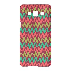 Abstract Seamless Abstract Background Pattern Samsung Galaxy A5 Hardshell Case