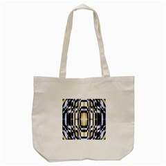 Colorful Seamless Pattern Vibrant Pattern Tote Bag (cream)