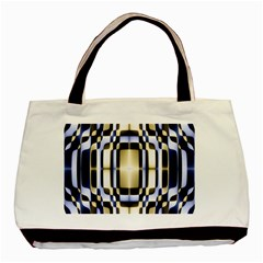 Colorful Seamless Pattern Vibrant Pattern Basic Tote Bag