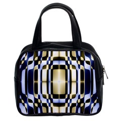 Colorful Seamless Pattern Vibrant Pattern Classic Handbags (2 Sides)