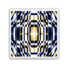 Colorful Seamless Pattern Vibrant Pattern Memory Card Reader (square)
