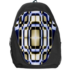 Colorful Seamless Pattern Vibrant Pattern Backpack Bag