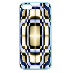 Colorful Seamless Pattern Vibrant Pattern Apple Seamless iPhone 5 Case (Color)