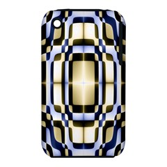 Colorful Seamless Pattern Vibrant Pattern iPhone 3S/3GS