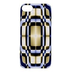 Colorful Seamless Pattern Vibrant Pattern Apple iPhone 5S/ SE Hardshell Case
