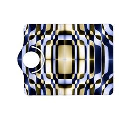 Colorful Seamless Pattern Vibrant Pattern Kindle Fire Hd (2013) Flip 360 Case