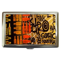Graffiti Bottle Art Cigarette Money Cases