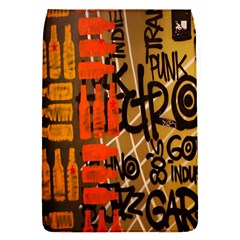 Graffiti Bottle Art Flap Covers (S)