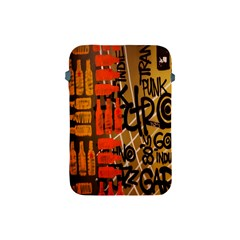 Graffiti Bottle Art Apple Ipad Mini Protective Soft Cases
