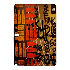 Graffiti Bottle Art Samsung Galaxy Tab Pro 12.2 Hardshell Case