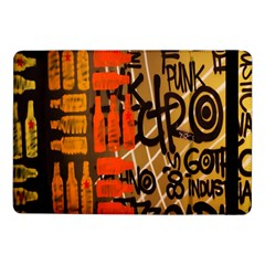 Graffiti Bottle Art Samsung Galaxy Tab Pro 10 1  Flip Case