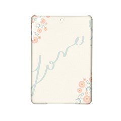 Love Card Flowers Ipad Mini 2 Hardshell Cases