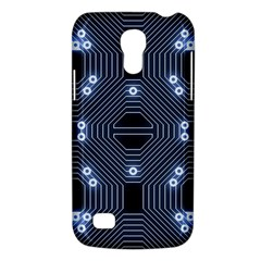 A Completely Seamless Tile Able Techy Circuit Background Galaxy S4 Mini