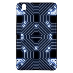 A Completely Seamless Tile Able Techy Circuit Background Samsung Galaxy Tab Pro 8.4 Hardshell Case