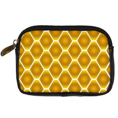 Snake Abstract Background Pattern Digital Camera Cases
