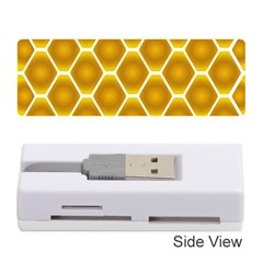 Snake Abstract Background Pattern Memory Card Reader (stick)