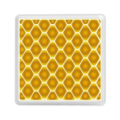 Snake Abstract Background Pattern Memory Card Reader (square)