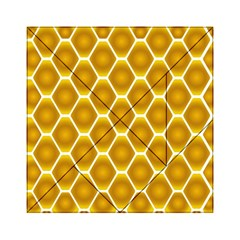 Snake Abstract Background Pattern Acrylic Tangram Puzzle (6  X 6 )