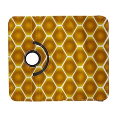 Snake Abstract Background Pattern Galaxy S3 (Flip/Folio)