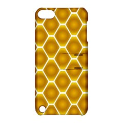 Snake Abstract Background Pattern Apple iPod Touch 5 Hardshell Case with Stand