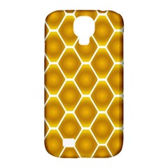 Snake Abstract Background Pattern Samsung Galaxy S4 Classic Hardshell Case (pc+silicone)