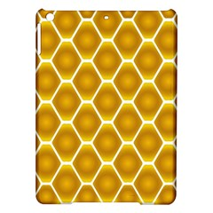 Snake Abstract Background Pattern iPad Air Hardshell Cases