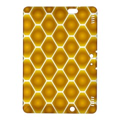 Snake Abstract Background Pattern Kindle Fire HDX 8.9  Hardshell Case
